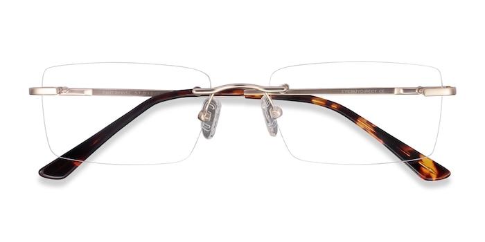 Gold Enterprise -  Lightweight Metal Eyeglasses