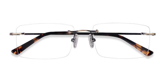 Bronze Evolve -  Metal Eyeglasses