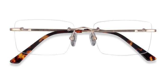 Gold Bold -  Metal Eyeglasses