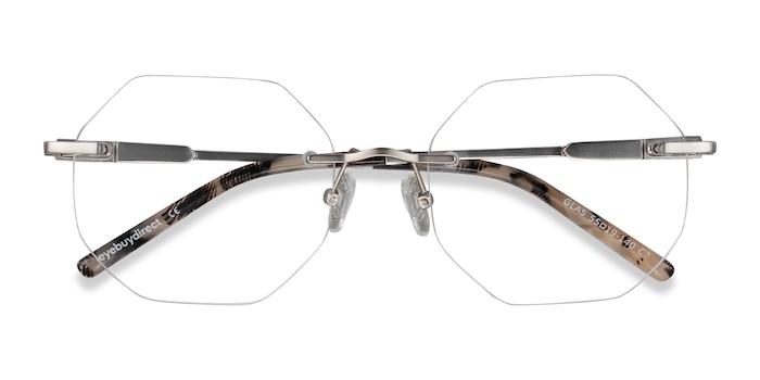 Silver Glas -  Fashion Metal Eyeglasses