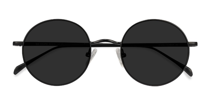 Black Sun Synapse -  Metal Sunglasses