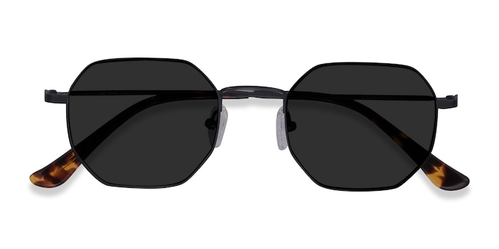 Black Sun Soar -  Metal Sunglasses