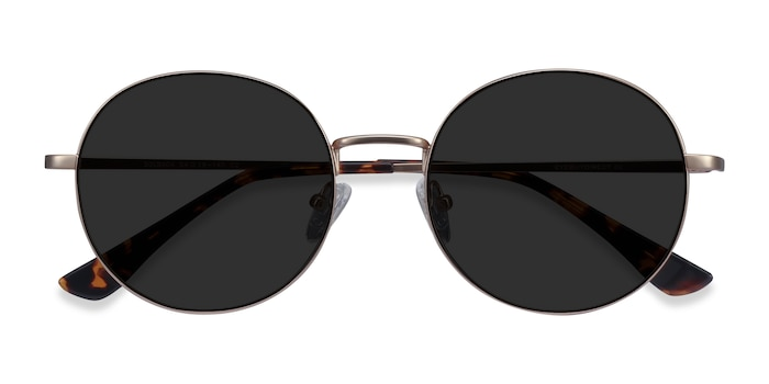Gold Solbada -  Metal Sunglasses