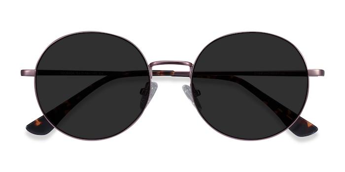 Pink Solbada -  Metal Sunglasses
