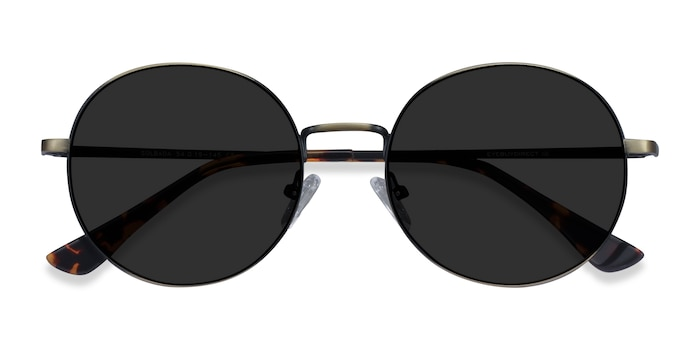 Bronze Solbada -  Metal Sunglasses