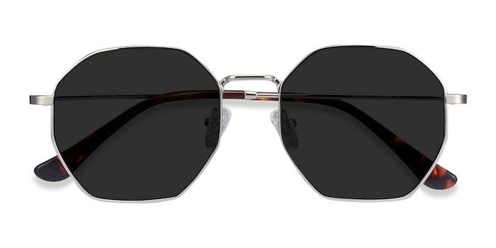 Silver Sun Octave -  Metal Sunglasses
