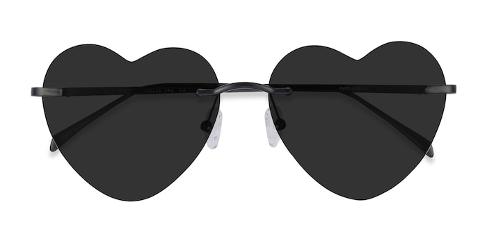 Black Sun Amore -  Metal Sunglasses