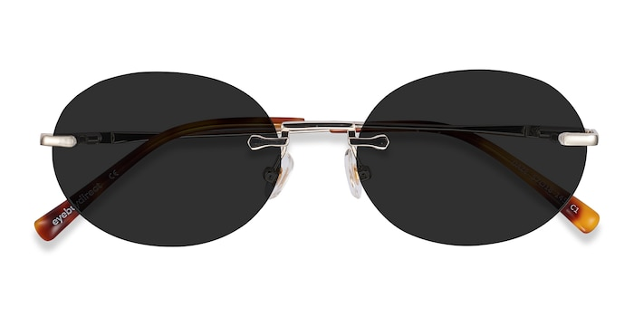 Light Gold Daze -  Metal Sunglasses