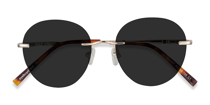Gold Coast -  Metal Sunglasses