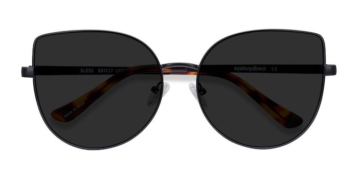 Black Bless -  Metal Sunglasses