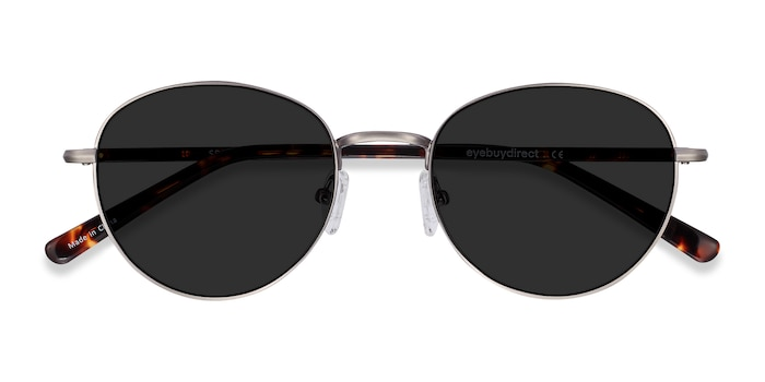 Gunmetal Span -  Metal Sunglasses