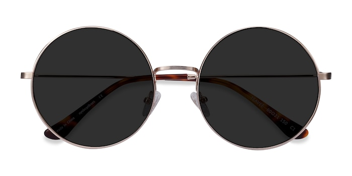 Gold Teavee -  Metal Sunglasses
