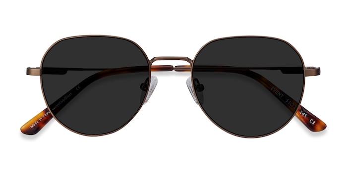 Bronze Event -  Metal Sunglasses