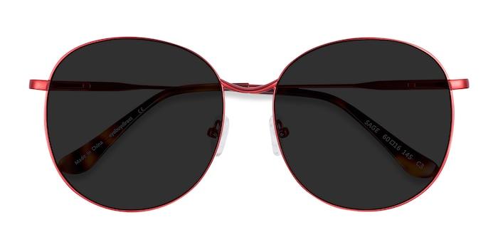 Red Sage -  Metal Sunglasses