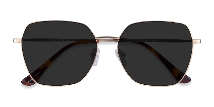 Gold Ginza -  Metal Sunglasses