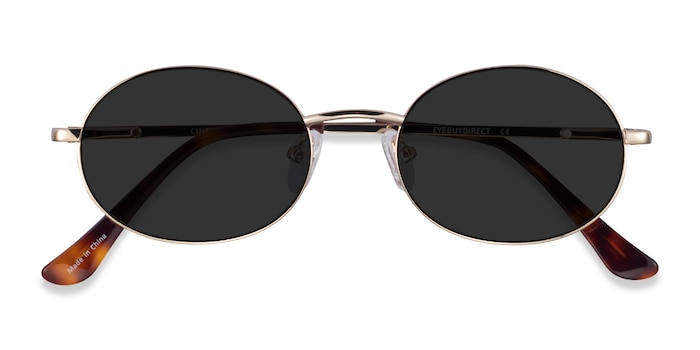 Gold Culture -  Metal Sunglasses