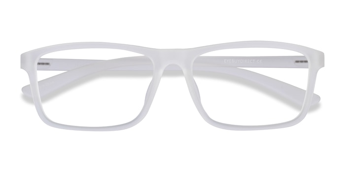 Matte Clear Team -  Acetate Eyeglasses