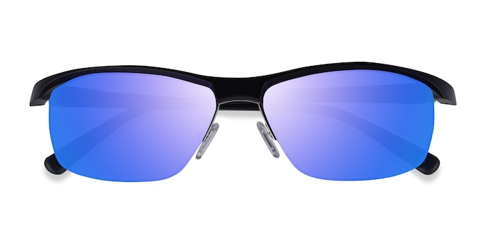Matte Black Yard -  Plastic Sunglasses