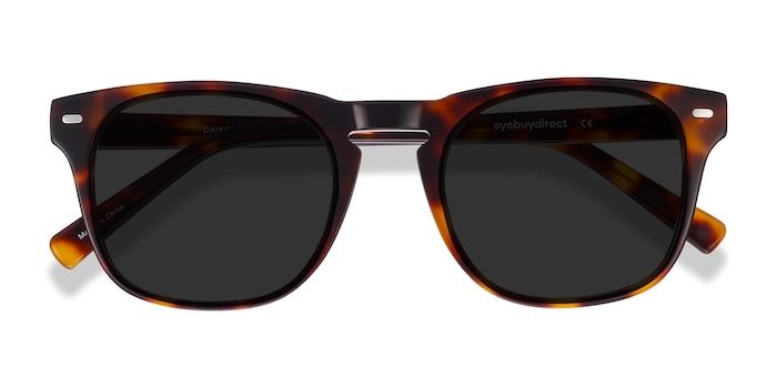 Tortoise Daikon -  Vintage Acetate Sunglasses