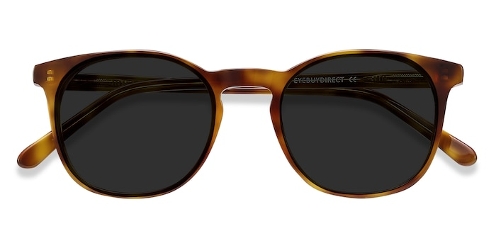 Tortoise Safari -  Acetate Sunglasses