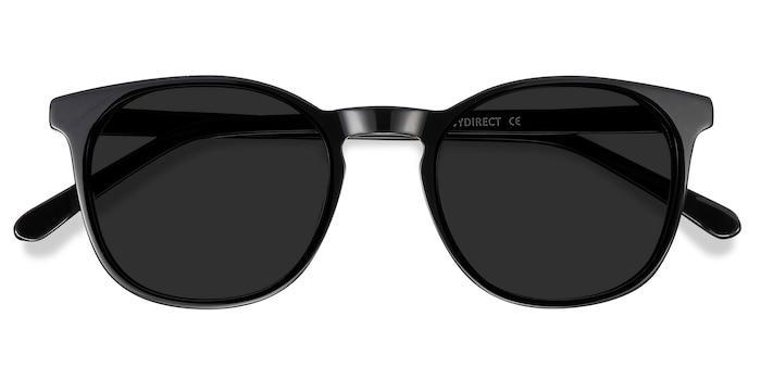 Black Safari -  Acetate Sunglasses