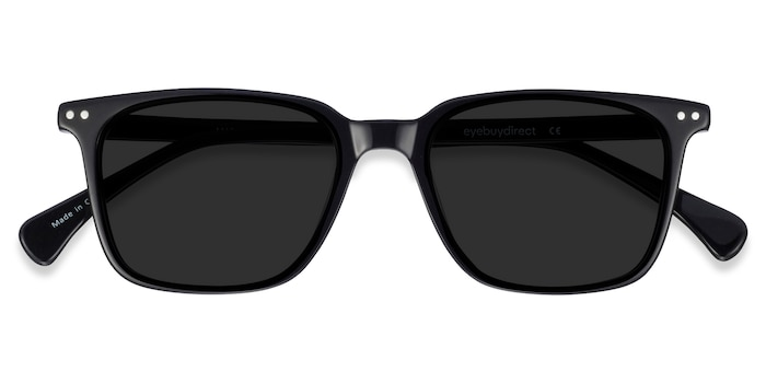 Black Luck -  Acetate Sunglasses