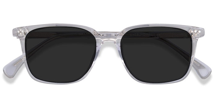 Clear Luck -  Acetate Sunglasses