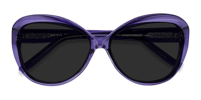 Violet Believe -  Vintage Acétate Solaires