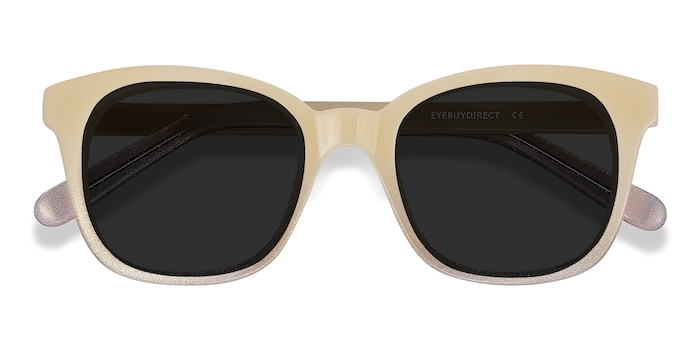 Ivory Quartz -  Acetate Sunglasses