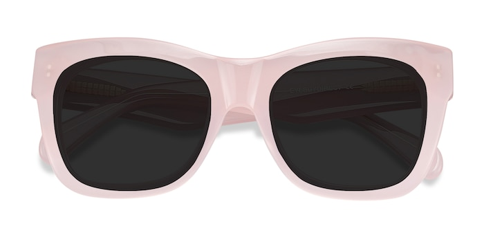 Pink Calico -  Acetate Sunglasses