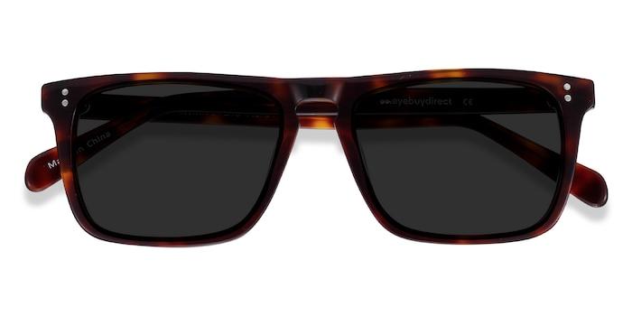 Tortoise Cantina -  Acetate Sunglasses