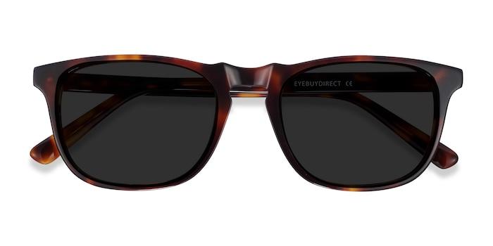 Tortoise Wave -  Acetate Sunglasses