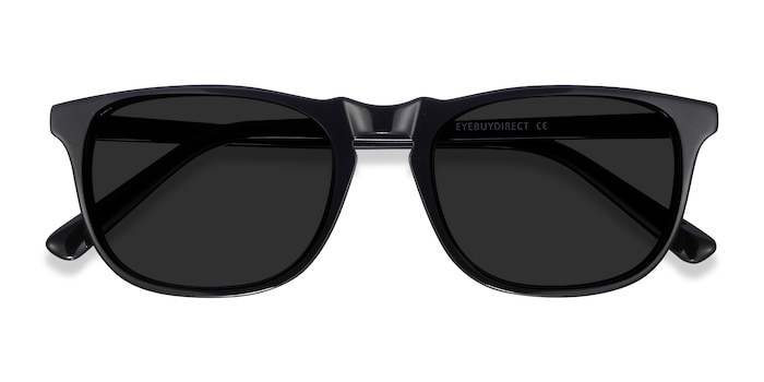 Black Wave -  Acetate Sunglasses