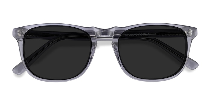 Gray Wave -  Acetate Sunglasses