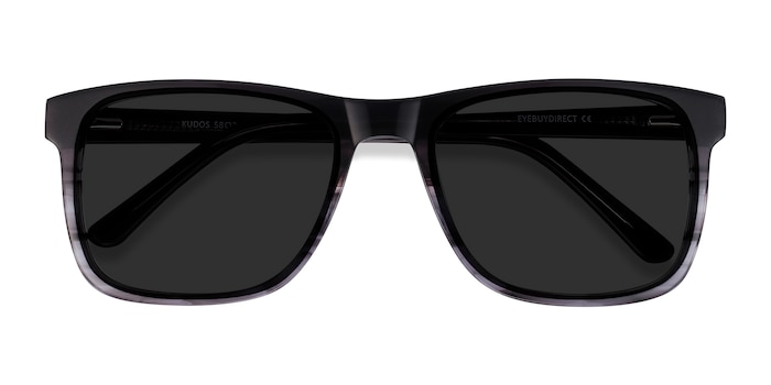 Gray Kudos -  Acetate Sunglasses