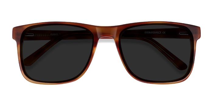 Brown Kudos -  Acetate Sunglasses