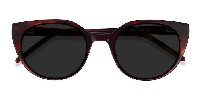 Tortoise Sun Rhyme -  Acetate Sunglasses