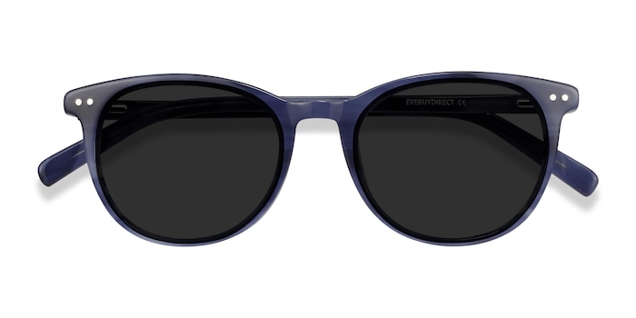 Blue Rhythm -  Acetate Sunglasses