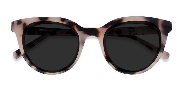 Ivory Tortoise Cherish -  Acetate Sunglasses