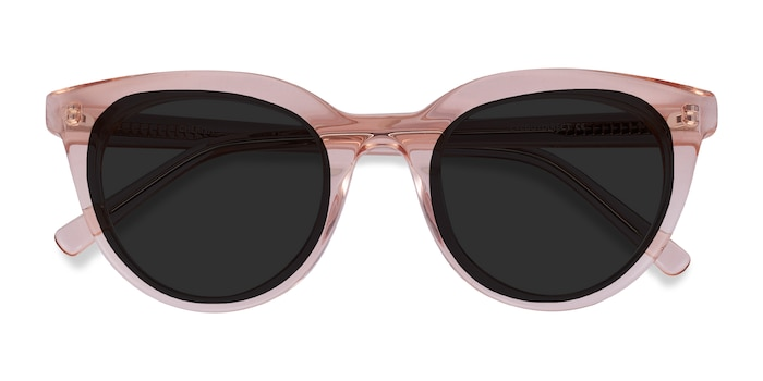 Champagne Cherish -  Acetate Sunglasses