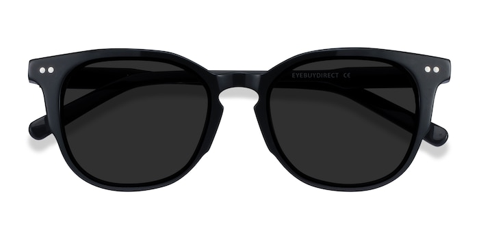 Black Emilie -  Acetate Sunglasses