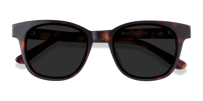 Tortoise Sun Lighthouse -  Acetate Sunglasses