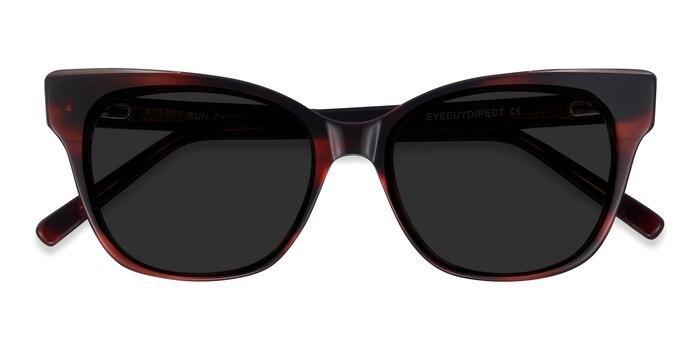 Tortoise Sun Cachet -  Acetate Sunglasses