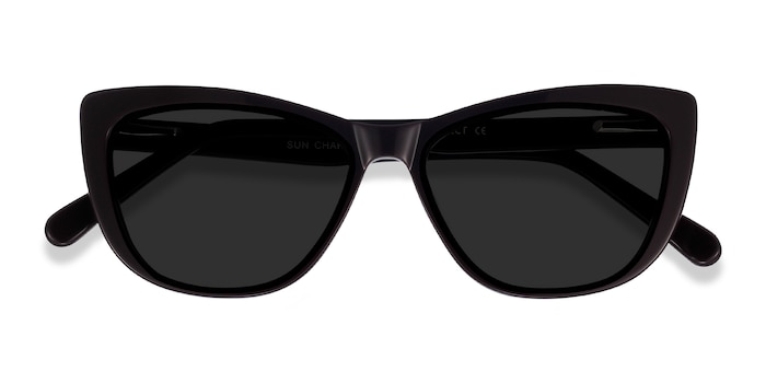 Purple Sun Charlotte -  Acetate Sunglasses