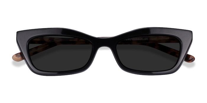 Black Suite -  Acetate Sunglasses