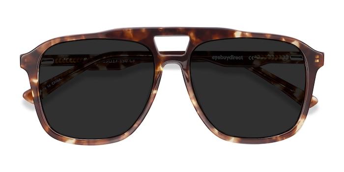 Light Tortoise Aster -  Acetate Sunglasses