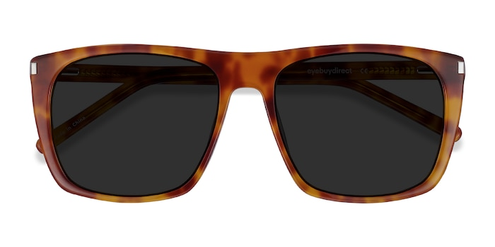 Light Tortoise Jim -  Acetate Sunglasses