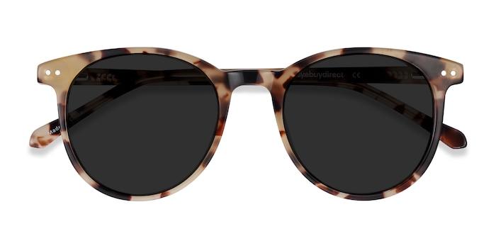 Tortoise Seah -  Acetate Sunglasses