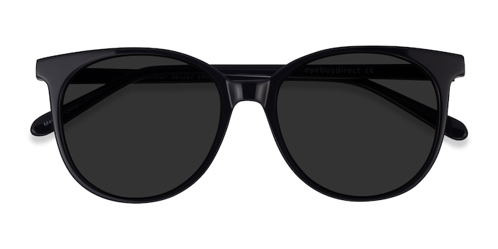 Black Sun Bardot -  Acetate Sunglasses