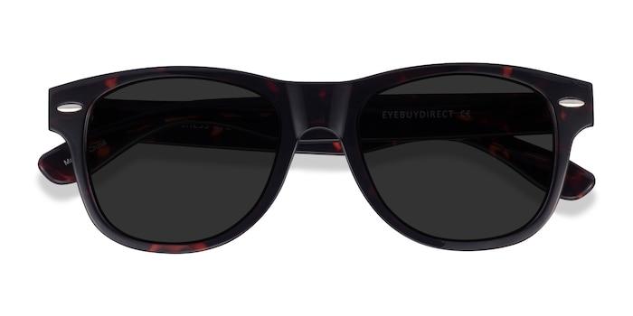 Red Tortoise Chess -  Plastic Sunglasses